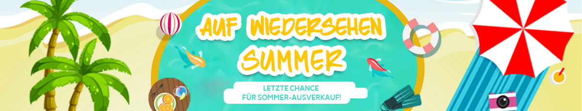 Sommer-Ausverkauf