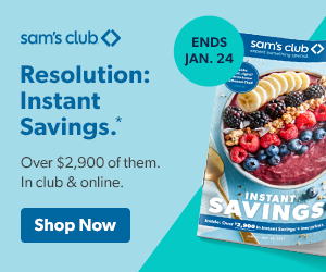 Sam's Club Savings