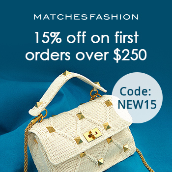 MATCHESFASHION Cash back