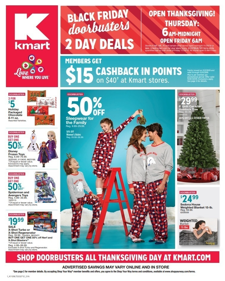 Kmart Black Friday 2020 Ad