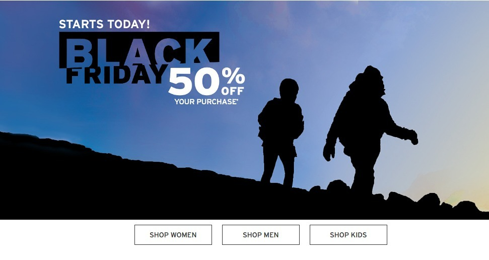 Eddie Bauer Black Friday 2020 Ad
