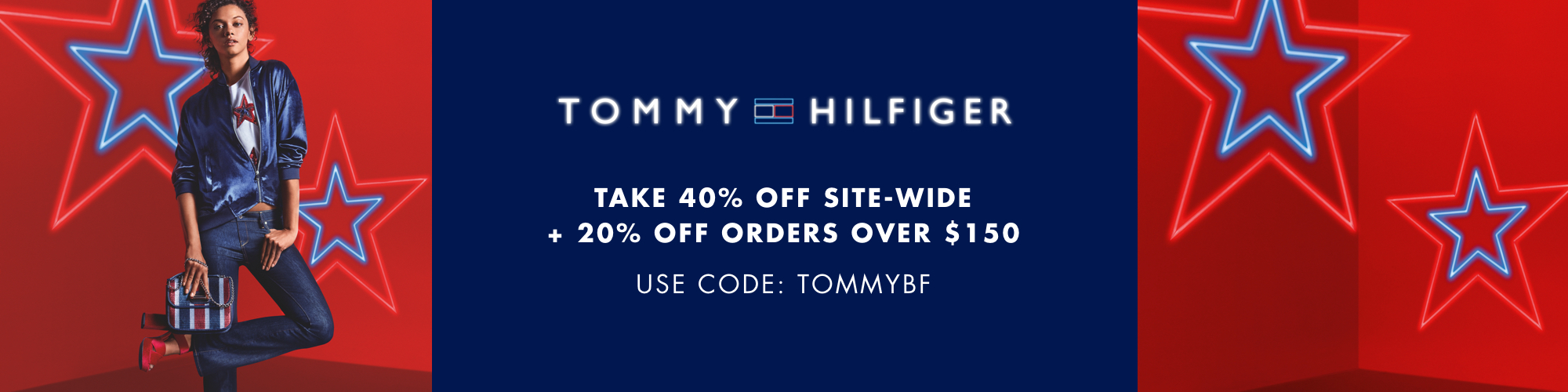 Tommy Hilfiger Black Friday 2020 Ad