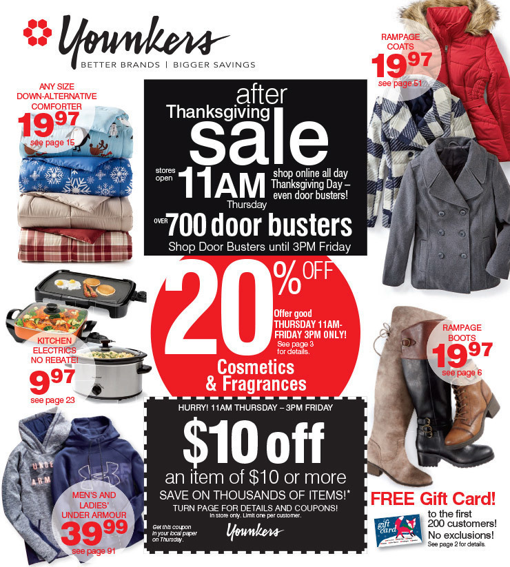Younkers Black Friday 2020 Ad