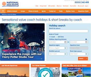 National Holidays Cashback