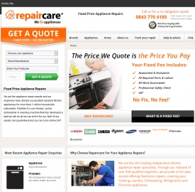Repaircare Cashback
