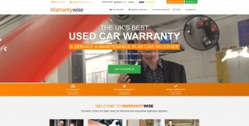 Warranty Wise Cashback