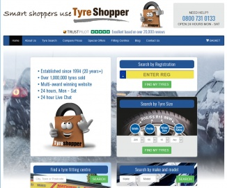 Tyre Shopper Cashback