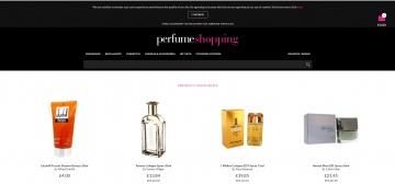 Perfume Shopping Cashback