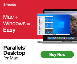 Parallels 返利