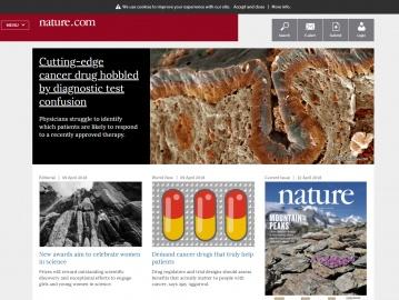 Nature.com Cashback