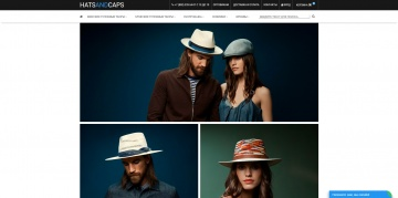 Hats And Caps Кэшбэк