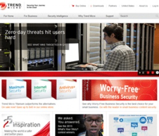 Trend Micro Home & Home Office Cashback