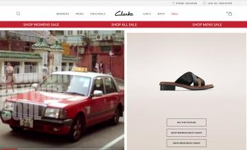 Clarks英國官網 黑五大促 全場男女鞋靴熱賣