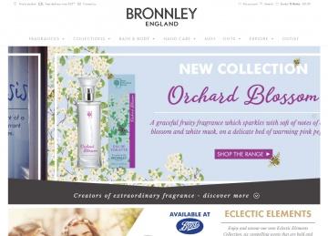 Bronnley UK Cashback