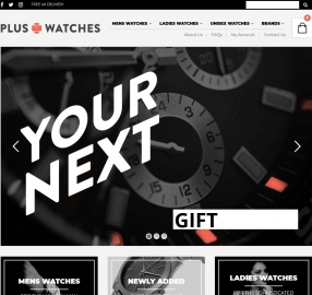Plus Watches Cashback