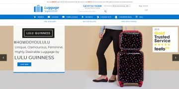 Luggage Superstore 返利