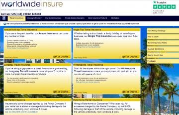 Worldwide Insure Cashback