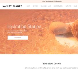Vanity Planet Cashback