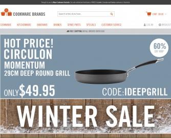 Cookware Brands Cashback