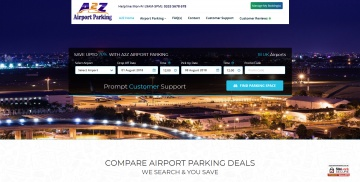 A2Z Airport Parking Cashback