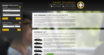 Airport Taxis Cashback