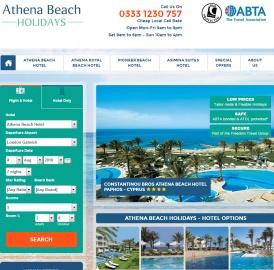 Athena Beach Holidays Cashback