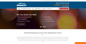 Breakdown Assist Cashback