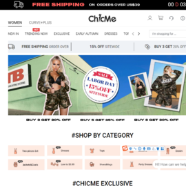 ChicMe Cashback