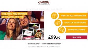 Celebrate In London Cashback