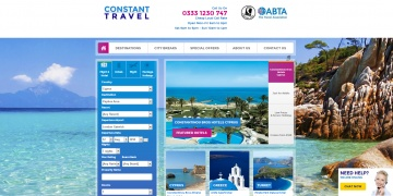 Constant Travel Cashback