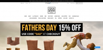 Original UGG Boots 返利
