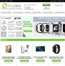 ShopZero Cashback