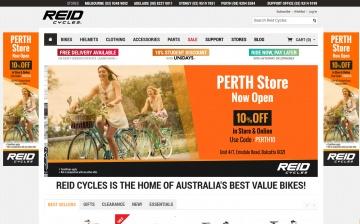 Reid Cycles Cashback