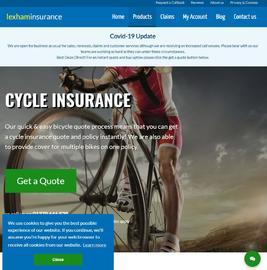 Lexham Insurance 返利