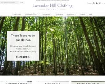Lavender Hill Clothing 返利