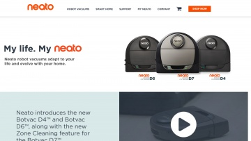 Neato Robotics 返利