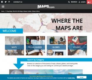 MAPS.com Cashback