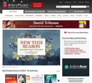 ArkivMusic 現金回饋