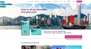 Hong Kong Pass Cashback