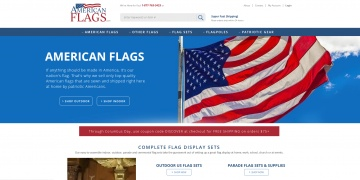 American Flags Cashback