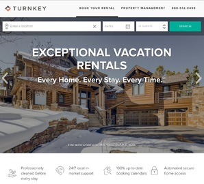 TurnKey Vacation Rentals 返利