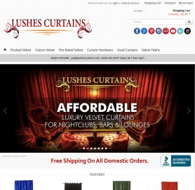 Lushes Curtains 返利