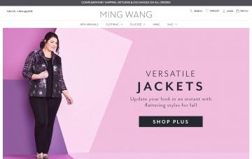 Ming Wang Knits Cashback
