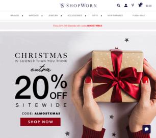 ShopWorn Cashback