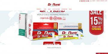 Dr. Numb Cashback