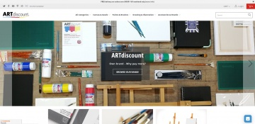 Art Discount Cashback