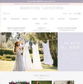 Morning Lavender Кэшбэк