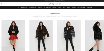 Unreal Fur Cashback