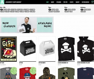 Johnny Cupcakes Cashback