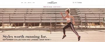 Lorna Jane加拿大站 黑五大促 全場運動休閑服飾熱賣